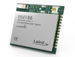 Sentrius™ RM1xx - LoRaWAN & Bluetooth 4.1 Enterprise IoT modules