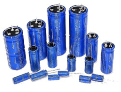 VINATech Hy-Cap VEC 3V series supercapacitors