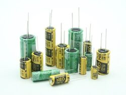 VINATech WEC 3V series supercapacitors